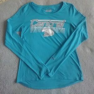 💲5 for $15💲UA Central Eagles Shirt